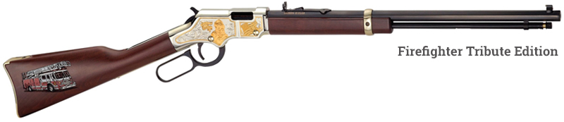 Henry Firefighter Tribute Edition Rifle