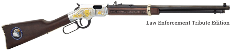 Henry Law Enforcement Tribute Edition Rifle